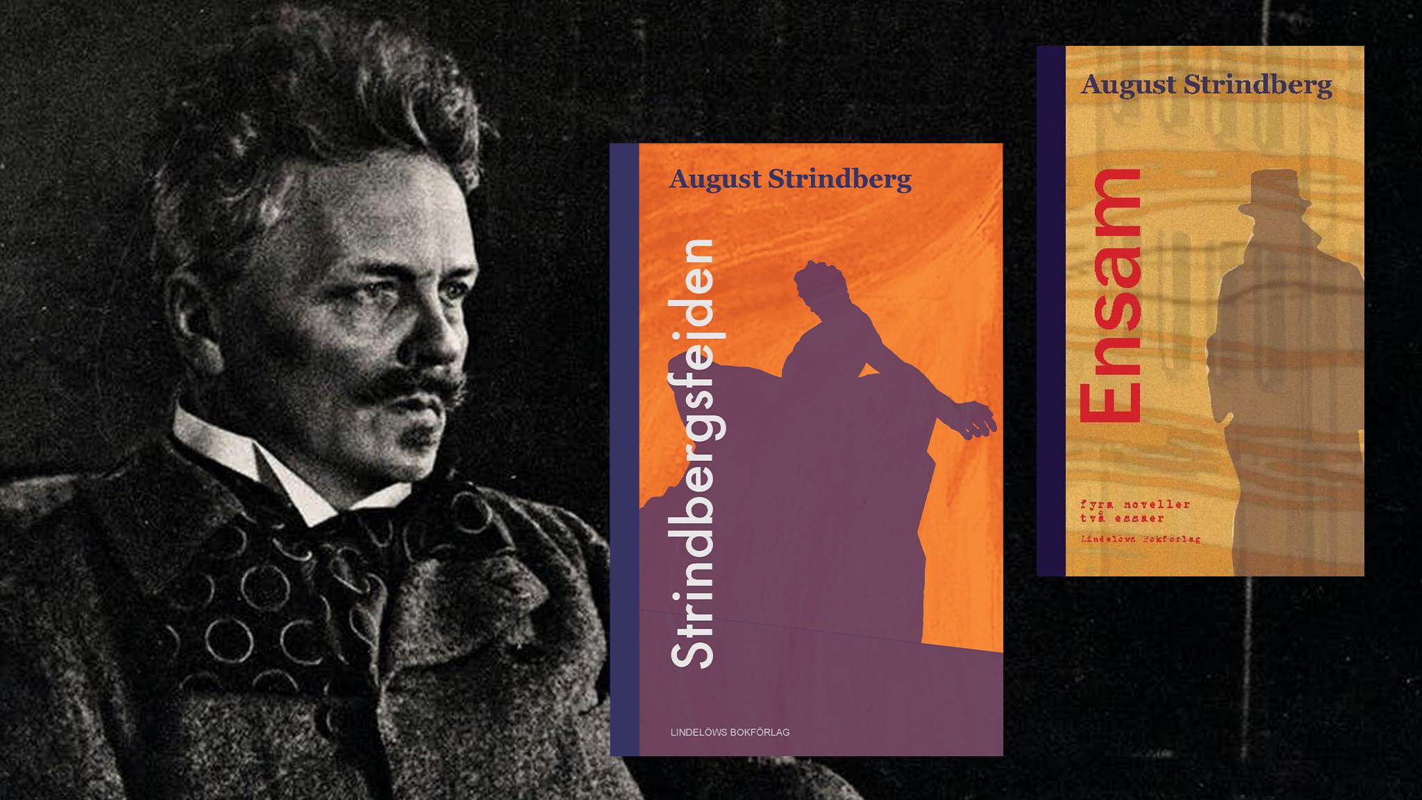 Per Magnus Johansson är psykoanalytiker och har skrivit om August Strindberg