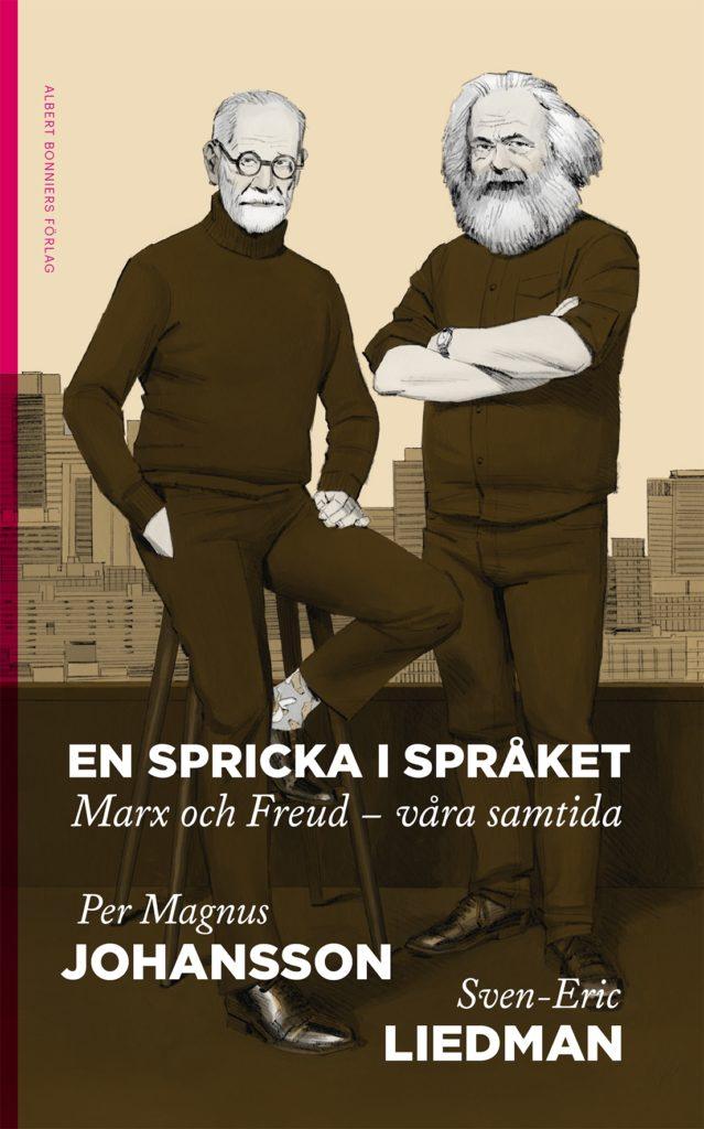 Per Magnus Johansson är psykoanalytiker och har skrivit om Freud